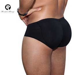 Back To Search Resultsunderwear & Sleepwears Men's Underwear Mens Padded Butt Lifter Control Panties Waist Trainer Corsets Slimming Shaper Pads Enhancement Underwear Men Butt Lift Shaper