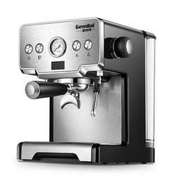 15 Bar Pressão Semi-Auto Máquina De Café Expresso Italiana CRM-3605 Commericial Máquina De Café 220 V 1.7L Tanque De Água Máquina De Café venda por atacado