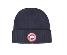 Discount men knit cap beanie - Brand Men Beanie Natural Pompon Hat Women Thick Winter Cap Beanie Hats Knitted Cashmere Wool Caps skullies beanies