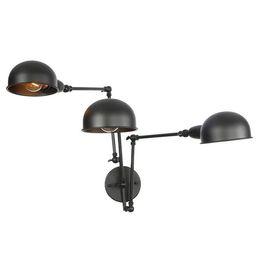 Art deco bAthroom light fixtures online shopping - Vintage Loft lights Wall Lamp For Home Industrial Decor Retro Bathroom Lighting Iron shade E27 Edison wall Light Fixtures