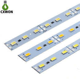 Strip bar online shopping - LED Light Bar DC12V led strip LEDs cm Hard Rigid LED Strip For Kitchen Under Cabinet Showcase