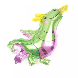 16inch dinosaur Balloon Foil Happy Birthday party Decoration balloons Supplies Baby Shower helium balloons kids toys gift