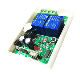 $enCountryForm.capitalKeyWord Australia - Control electric motor Positive and negative receiver Motor speed control board shifting Wireless Controller 12-24V 50ma