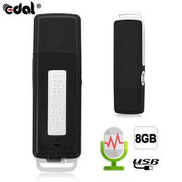 $enCountryForm.capitalKeyWord Australia - Mini 8GB USB Recording Pen Flash Drive Disk Digital Audio Voice Recorder 70 Hours Portable Mini Recording Dictaphone