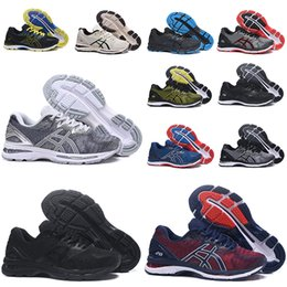 $enCountryForm.capitalKeyWord Australia - Fashion Mens Shoes GEL-NIMBUS 20 SP Running Shoes for men Blue Red Yellow Black Silver Cream Best Quality Breathable Sports Sneakers 40-45