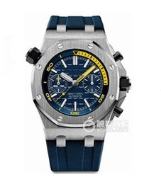 $enCountryForm.capitalKeyWord Australia - Luxury 3A luxury watch royal oak.26703st.oo.A027CA.01 series, top imported VK quartz timer.All natural military color rubber watchband.42mm