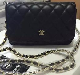 Free Hand Bags Australia - 2018 high quality best selling classic fashion designer handbag PU leather shoulder bag ladies chain slung shoulder bag hands-free 03