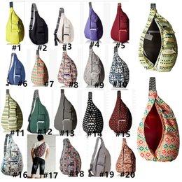 $enCountryForm.capitalKeyWord UK - Fashion KA Outdoor Chest Pack Bags Designer Unisex Fanny Pack Sports Canvas Shoulder Strap Adjustable Chest Packs Travel Chest Pouch B80804