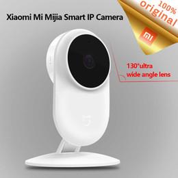 night vision flash 2019 - Original Xiaomi Mijia Smart Cameras 1080P IP 2.4G 5.0G WiFi Full HD 130 Angle Night Vision Webcam Wireless Monitor Mijia