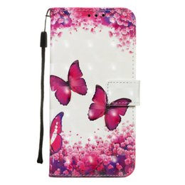 $enCountryForm.capitalKeyWord UK - 2019 hot saleSuitable for Huawei Nova 5i 3D Painted Anti-fall PU Leather Case Wallet Phone Case Wallet Cover Flower Butterfly Ocean Flip