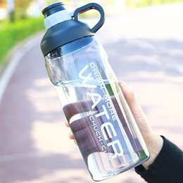 $enCountryForm.capitalKeyWord UK - New 2000ml 2 Litre Unbreable Bpa Free Plastic Water Bottle Camp Hiking Tour Climbing Sport Fitness Fishing Water Bottle Y19070303