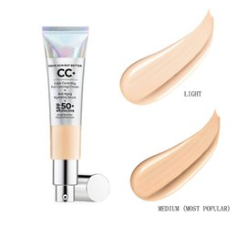 Makeup cc online shopping - Hot Makeup CC Color Correcting Full Coverage Cream ml Foundation Your Skin Better DHL shipping