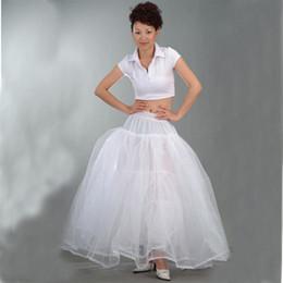 $enCountryForm.capitalKeyWord Australia - In Stock Hot Sale Bridal Petticoats For Wedding Dress High Quality Crinoline Underskirt Wedding Formal Occasion Bridal Accessories Hoops