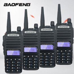$enCountryForm.capitalKeyWord Australia - 4pcs Baofeng UV-82 Walkie Talkie Radio 10KM Dual Band VHF UHF CB Radio Station 5W 2800mAh HF RadioTransceiver Amateur