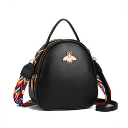 $enCountryForm.capitalKeyWord Australia - Designer Bee Womens Small Crossbody Bag High Quality Girls Shoulder Bags Purse Ladies Messenger Bags Wallet Small Ladies Hand Bags Q-360