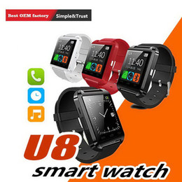 $enCountryForm.capitalKeyWord Australia - U8 Bluetooth Smart Watch Touch Screen Wrist Watches For iPhone 7 IOS Samsung S8 Android Phone Sleeping Monitor Mens Smartwatch