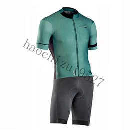 Cycle Suits Australia - Cycling Jersey 2019 Pro Team NW Ropa Ciclismo Hombre Summer Short Sleeve Jerseys Cycling Clothing Skinsuit Triathlon bike Shorts Suit
