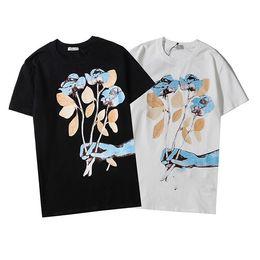 Wholesale designer mens shirts short sleeves online – design T Shirt Mens Summer Short Sleeve Hot Selling t shirt Men s and Women s Short Sleeve T Shirt Print shirts Cotton QNQ73