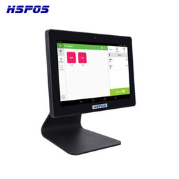 Touch screen prinTer online shopping - Quad Core Android Mini Touch Screen Pos System For Supermarket Support Usb Wifi Bluetooth HS T121