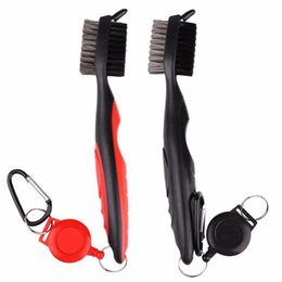 $enCountryForm.capitalKeyWord Australia - Golf Club Brush Golf Groove Cleaning Brush 2 Sided Putter Wedge Ball Groove Cleaner Kit Cleaning Tool Gof Accessories