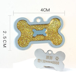 Dog Steel Sex Australia - 1PCS Personalized Dog ID Tags Stainless Steel Pet ID Tags For Cats and Dogs Collar Accessories Engraved Tel Sex Name Anti-lost