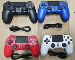 $enCountryForm.capitalKeyWord Canada - Wireless Bluetooth Controller for PS4 Vibration Joystick Gamepad Game Controller for Sony Play Station Without Retail box