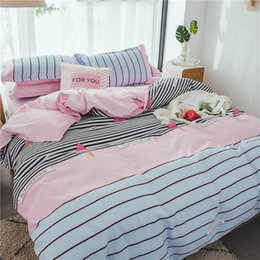 duvet cover beddings sets Australia - BEST.WENSD Quality Winter comfortable beddings Western Single double bed bedding set comforter set duvet cover bed linen