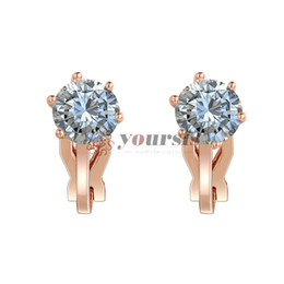 $enCountryForm.capitalKeyWord UK - Yoursfs clip on earrings for Women White Clear Crystal Small Non Pierced Earrings