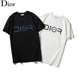 $enCountryForm.capitalKeyWord Australia - Europe Paris New D+G Designer fashion Summer Street t shirts 5A+ High Quality short sleeves tshits for mens womens Pullover Tee clothing