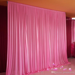 $enCountryForm.capitalKeyWord Australia - 3m*3m backdrop for any color Party Curtain festival Celebration wedding Stage Performance Background Drape Drape Wall valane backcloth