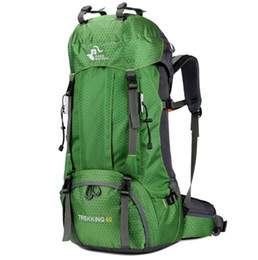 $enCountryForm.capitalKeyWord Australia - 60L Waterproof Climbing Hiking Backpack Rain Cover Bag 50L Camping Mountaineering Backpack Sport Outdoor Bike Bag