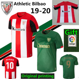 $enCountryForm.capitalKeyWord Australia - 19 20 Athletic Bilbao Club Home soccer jerseys 2019 2020 Aduriz Williams Sola Muniain 28 CORDOBA soccer shirts football uniform