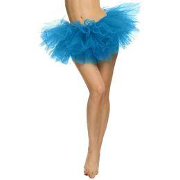 China Skirts Womens 5 Layers Midi Tulle Skirt Elastic Fashion Tutu Skirts Women Ball Gown Party Petticoat Lolita Falda corta * cheap wholesale petticoat skirt suppliers