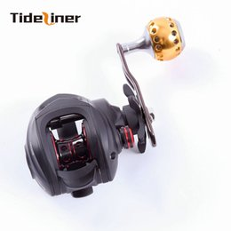 Bait Systems Australia - Tideliner casting fishing Reel Left Right Hand Saltwater wheels ratio 14+1 Bearings 7.0:1 max drag 8kg Magnetic brake system