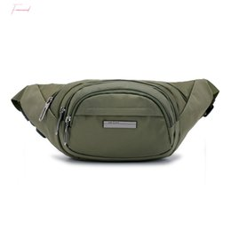 Wholesale men cloth new style for sale - Group buy New Male Chest Pack Fashion Leisure Man Canvas Cloth Korea Style Casual Messenger Single Shoulder Bag For Teenager