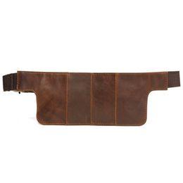$enCountryForm.capitalKeyWord NZ - Weduoduo Genuine Leather Men Waist Bag Multifunction Waist Packs For Men Fanny Pack Casual Travel Pouch Item Organizers