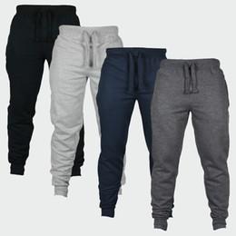 1bc34acf47764f Men s Sweatpants Fitness Jogger Pants Autumn Bodybuilding Gyms Pant Male  Hip Hop Workout Long Trousers Sportswear Ml038