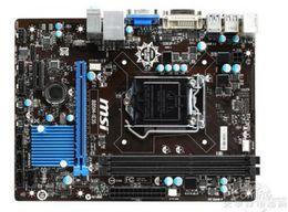 Original motherboard desktop para MSI B85M-IE35 DDR3 LGA 1150 16 GB USB2.0 USB3.0 B85 motherboard frete grátis venda por atacado