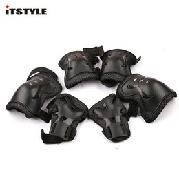 Wrist roller online shopping - ITSTYLE in Skating Roller Skating Protection Kids Knee Elbow Wrist Protective knee Pads Sport Cycling Protective Gear