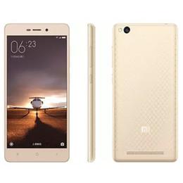 $enCountryForm.capitalKeyWord Australia - Octa core 4G network Ram 2 3GB Rom 16 32GB unlocked original xiaomi Redmi 3 smart phone inch 5 cell phone Android