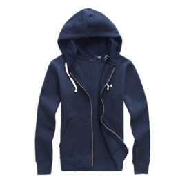 Purple Polo Hoodie Australia - Free shipping 2017 new Hot sale Mens polo Hoodies and Sweatshirts autumn winter casual with a hood sport jacket men's hoodies