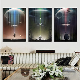 $enCountryForm.capitalKeyWord Australia - Canvas Home Decoration Framework Wall Art Painting Poster 3 Panel Movie For Living Room HD Printed Modern Pictures