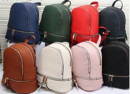 $enCountryForm.capitalKeyWord Australia - Women famous backpack style bag handbags for girls school bag women Designer shoulder bags purse 2019 NEW