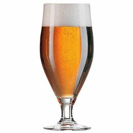 $enCountryForm.capitalKeyWord UK - wholesale custom hand blown clear Wheat beer glass 13.4oz   380ml transparent Cervoise Stemmed Beer Glasses