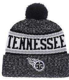 2019 Winter Tennessee Beanie Skull Hats Knitted Beanie Wool Cuffed Sideline  Cold Weather beanies sport Knit Hat Bonnet Warm Hip Hop Cap 346986dbd