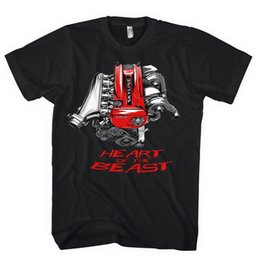 $enCountryForm.capitalKeyWord Australia - 2019 fashion hot sale Japanese Classic Legend Car Skyline GTR RB26 R32 R33 R34 Heart Of The Beast Engine JDM TShirt T shirt