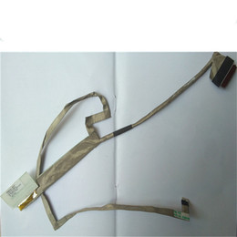 Discount lcd cable lenovo - For Lenovo S510P Notebook Original Screen Cable LCD Cable Video PN:50.4L202.021 Report