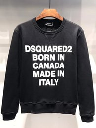 man sweaters for sale Australia - Hoodies Mens Sweater Designer Fashion Sweatshirt For Men Spring Clothing 2019 Hot Sale Asian Size M-xxxl Letter Printing Ds257 Limited