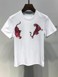 Men Brand T Shirt Australia - 2019 Summer Designer vltn T Shirts For Men Tops big Letter print T Shirts Mens Clothing Brand Short Sleeve Tshirt Women Tops tee