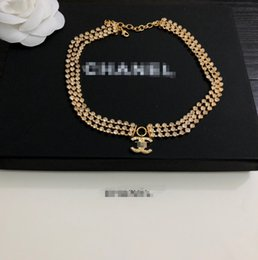 2020 New Necklace Exquisite design Hot sell high quality with box Hot sell fashion beautiful luxury free shipping 060447 on Sale
